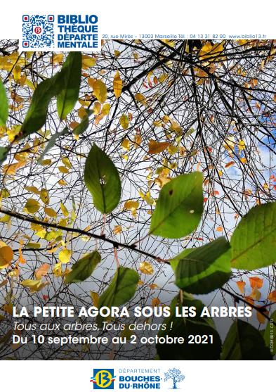 La Petite Agora sous les arbres  